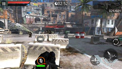 Игра Frontline Commando 2 на Lenovo A6010