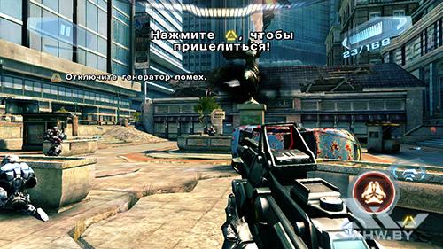 Игра N.O.V.A. 3 на Lenovo A6010
