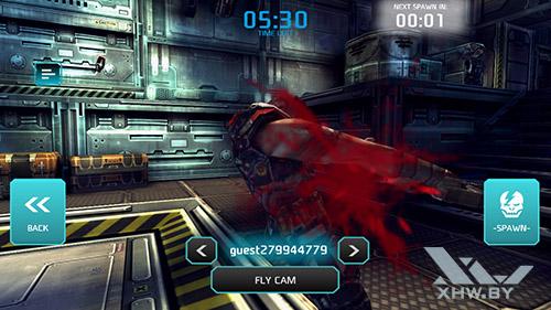 Игра Shadowgun: Dead Zone на Lenovo A6010