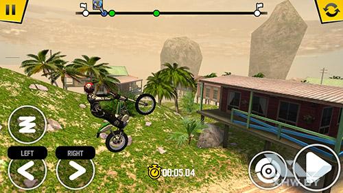 Игра Trial Xtreme 4 на Lenovo A6010