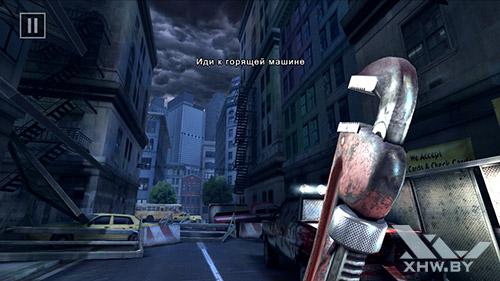 Игра Dead Trigger 2 на Samsung Galaxy A3 (2016)