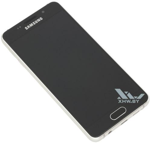 Общий вид Samsung Galaxy A3 (2016)