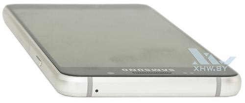 Верхний торец Samsung Galaxy A3 (2016)