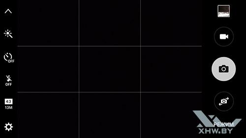 Приложение камеры Samsung Galaxy A3 (2016)