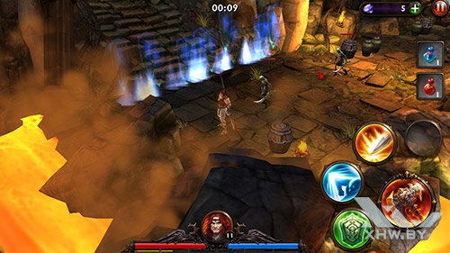 Игра Eternity Warriors 3 на Lenovo Phab
