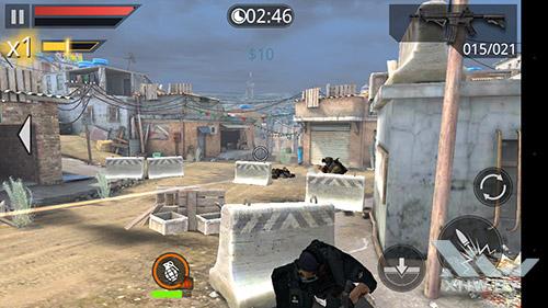 Игра Frontline Commando 2 на Lenovo Phab