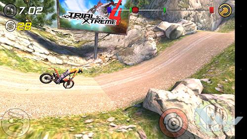 Игра Trial Xtreme 3 на Lenovo Phab