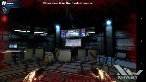 Игра Dead Effect 2 на Sony Xperia M5