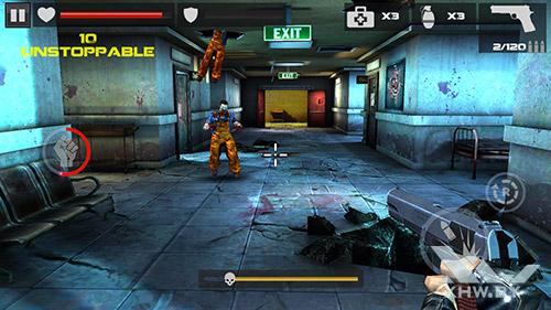 Игра Dead Target на Sony Xperia M5