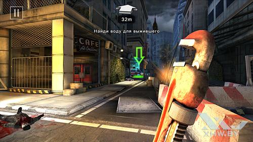 Игра Dead Trigger 2 на Sony Xperia M5
