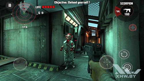 Игра Dead Trigger на Sony Xperia M5