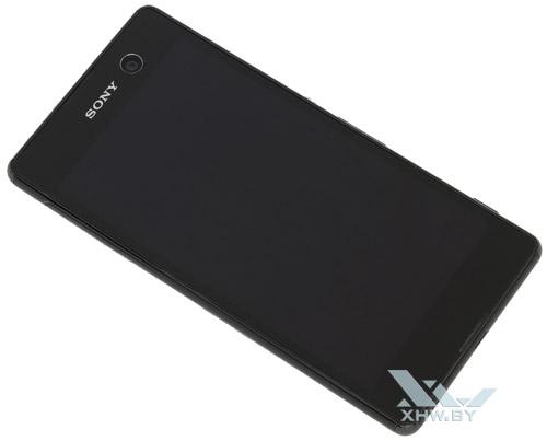 Общий вид Sony Xperia M5