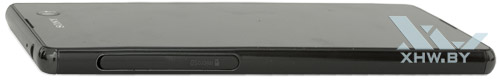 Левый торец Sony Xperia M5