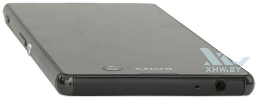Верхний торец Sony Xperia M5