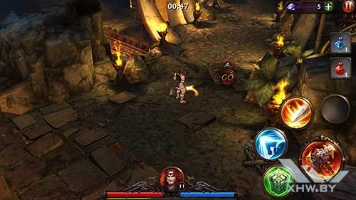 Игра Eternity Warriors 3 на Sony Xperia M5