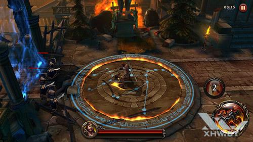 Игра Eternity Warriors 4 на Sony Xperia M5