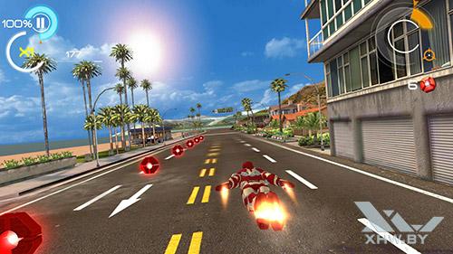 Игра Железный человек 3 на Sony Xperia M5