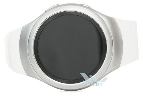 Samsung Gear S2. Вид сверху
