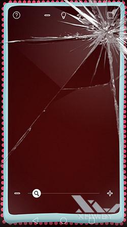 Режим зеркало на Huawei Mate 8. Рис. 2