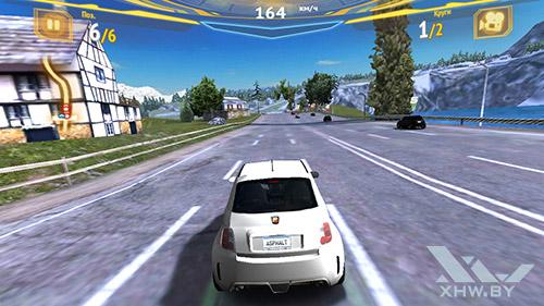 Игра Asphalt 7 на Samsung Galaxy J3 (2016)