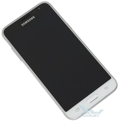 Samsung Galaxy J3 (2016). Общий вид