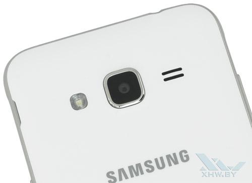 Камера Samsung Galaxy J3 (2016)