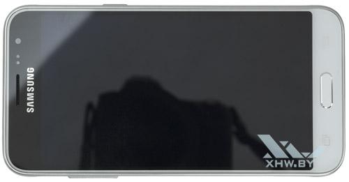 Samsung Galaxy J3 (2016). Вид сверху