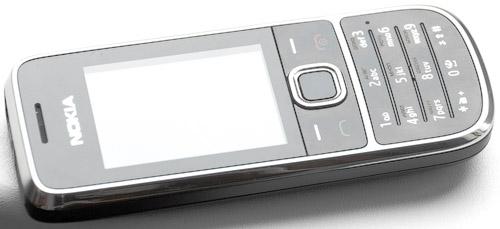 Поврежденный Nokia 2700 classic. Рис. 3