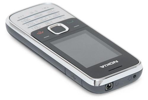 Верхний торец Nokia 2730 classic