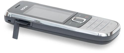 Левый торец Nokia 2730 classic