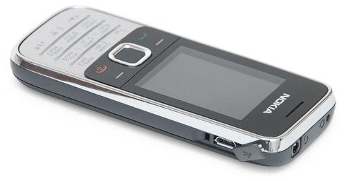 Правый торец Nokia 2730 classic