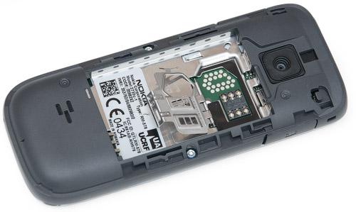 SIM-карта в Nokia 2730 classic