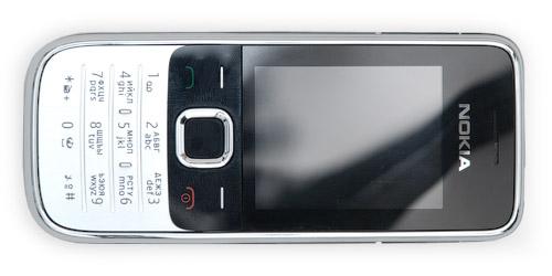 Лицевая панель Nokia 2730 classic
