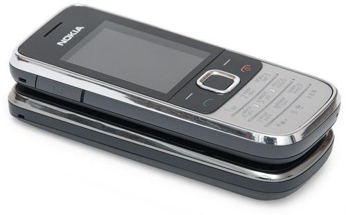 Nokia 2700 classic и Nokia 2730 classic. Рис. 2