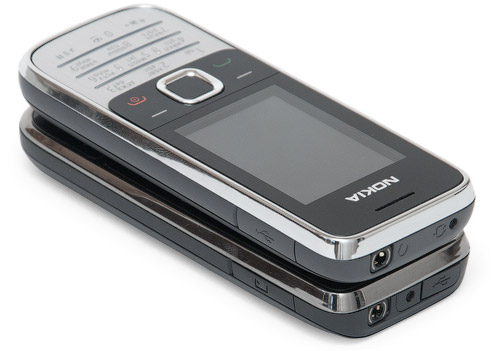 Nokia 2700 classic и Nokia 2730 classic. Рис. 3