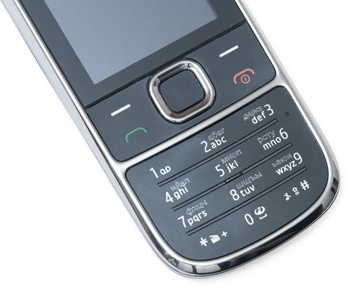 Клавиатура Nokia 2700 classic. Рис. 2