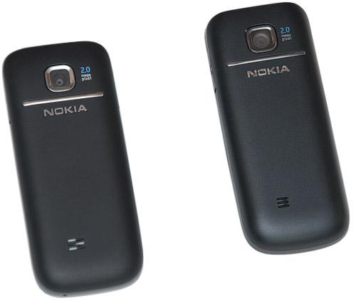 Задняя панель Nokia 2700 classic и Nokia 2730 classic