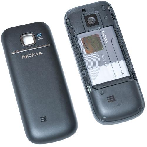 Открытая задняя крышка Nokia 2700 classic