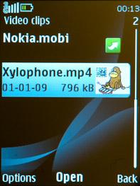 Видеоролики Nokia 2730 classic