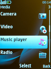 Медиа-приложения Nokia 2700 classic и Nokia 2730 classic
