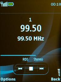 FM-радио Nokia 2700 classic и Nokia 2730 classic