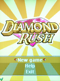 Diamond Rush. Рис. 1
