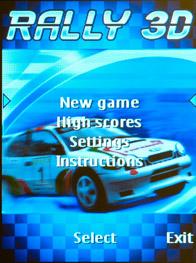 Rally 3D. Рис. 1
