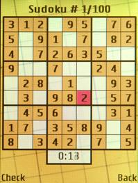 Sudoku. Рис. 2