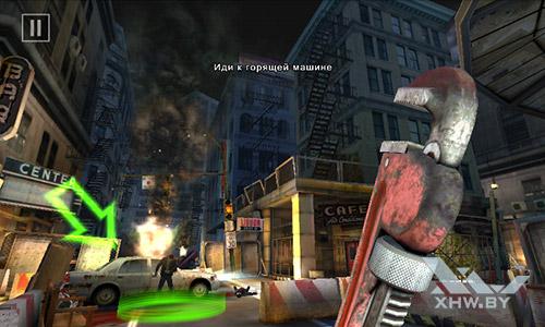 Игра Dead Trigger 2 на Lenovo A1000