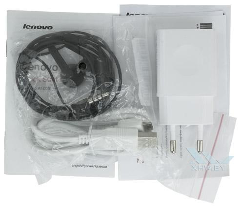 Комплектация Lenovo A1000