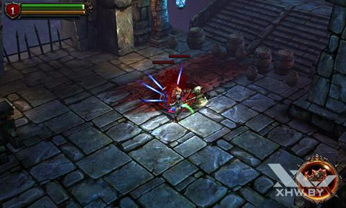 Игра Eternity Warriors 2 на Lenovo A1000