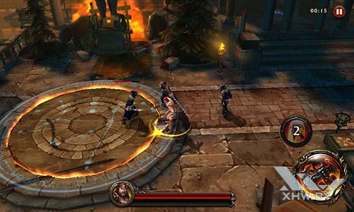 Игра Eternity Warriors 4 на Lenovo A1000