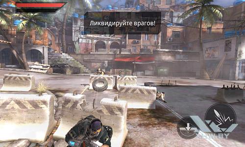 Игра Frontline Commando 2 на Lenovo A1000