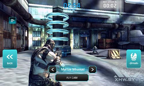 Игра Shadowgun: Dead Zone на Lenovo A1000